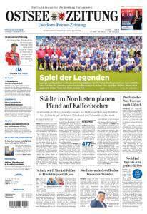 Ostsee Zeitung Wolgast - 04. September 2017
