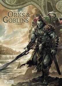 Orks & Goblins 01 - Turuk (Splitter) (2018)