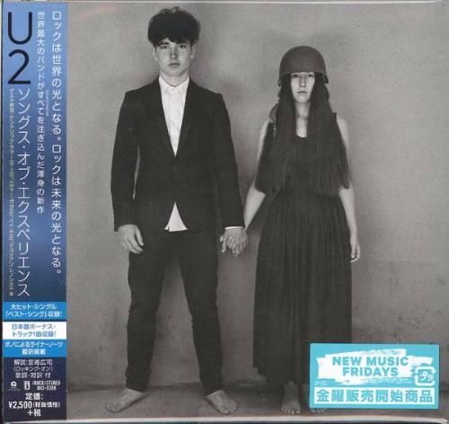 U2 - Songs of Experience (Japan Release) (2017)