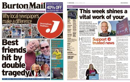 Burton Mail – October 05, 2020