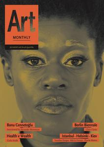 Art Monthly - July-August 2018   No 418