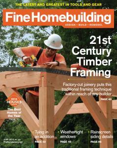 Fine Homebuilding - June 2019