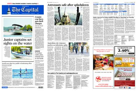 The Capital – August 03, 2020