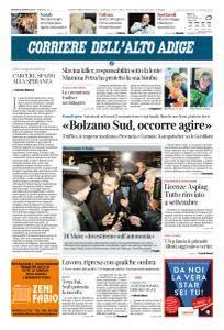 Corriere dell'Alto Adige - 5 Gennaio 2018