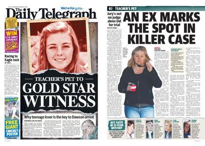 The Daily Telegraph (Sydney) – December 06, 2018