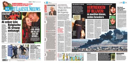 Het Laatste Nieuws Leuven – 14 oktober 2019