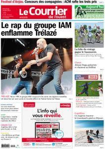 Le Courrier de l'Ouest Angers - 24 juin 2018