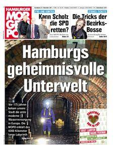 Hamburger Morgenpost - 25. November 2017