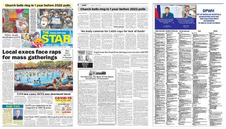 The Philippine Star – Mayo 10, 2021