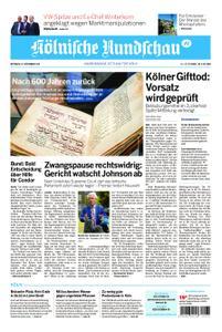 Kölnische Rundschau Wipperfürth/Lindlar – 25. September 2019