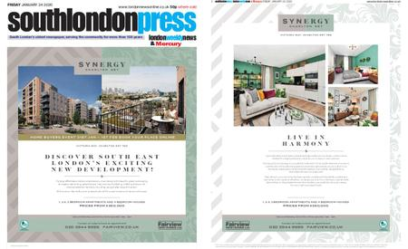 South London Press – January 24, 2020
