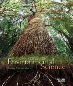Principles of Environmental Science: Inquiry and Applications (7th edition) (Repost)