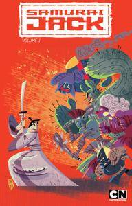 Samurai Jack Vol. 01 - The Threads of Time (2014)