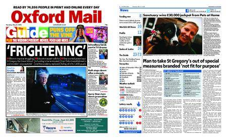 Oxford Mail – May 31, 2018