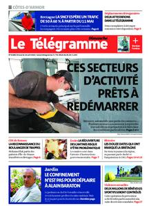 Le Télégramme Guingamp – 26 avril 2020