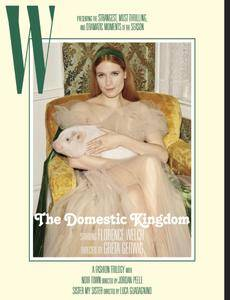 W Magazine - April 2018