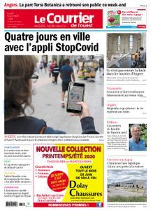 Le Courrier de l'Ouest Angers – 08 juin 2020
