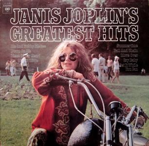Janis Joplin - Janis Joplin's Greatest Hits (1973) [LP,DSD128]
