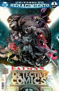 Batman: Detective Comics núm.1 (Renacimiento)
