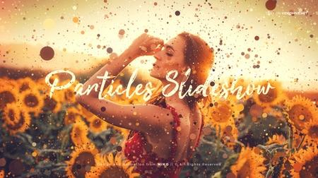 Videohive Particles Slideshow 23216598