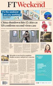 Financial Times Europe – 25 January 2020