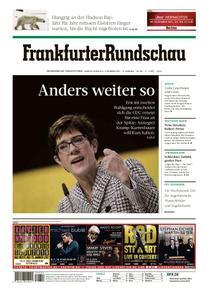 Frankfurter Rundschau Main-Taunus - 08. Dezember 2018