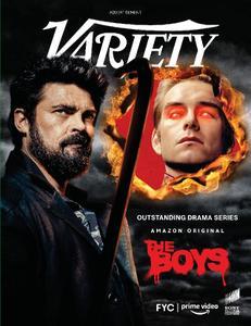 Variety – May 12, 2021
