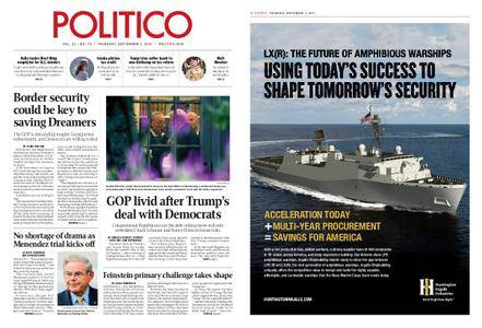 Politico – September 07, 2017
