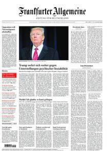 Frankfurter Allgemeine Zeitung F.A.Z. - 08. Januar 2018