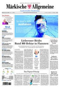 Märkische Allgemeine Luckenwalder Rundschau - 26. Juni 2019