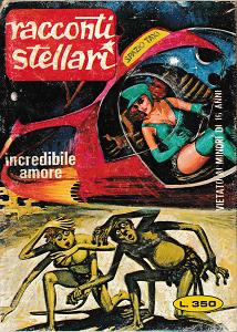 Racconti Stellari - Volume 4 - Incredibile Amore