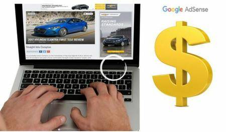 How To Earn Money Online From Adsense