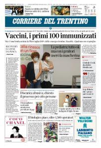 Corriere del Trentino – 19 gennaio 2021