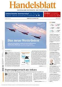 Handelsblatt - 02. August 2016