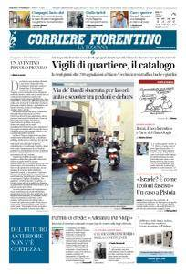 Corriere Fiorentino La Toscana - 27 Ottobre 2017