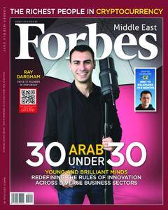 Forbes Middle East English Edition - March 2018