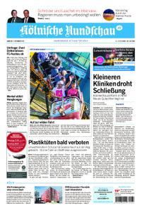 Kölnische Rundschau Wipperfürth/Lindlar – 07. September 2019