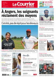 Le Courrier de l'Ouest Angers – 20 août 2021