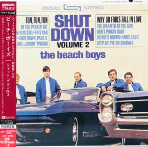 The Beach Boys - Shut Down, Volume 2 (1964) [Japanese Platinum SHM-CD]