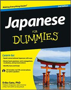 Japanese For Dummies Ed 2