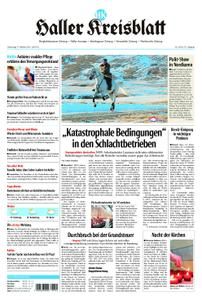 Haller Kreisblatt – 17. Oktober 2019