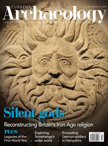 Current Archaeology - Issue 345