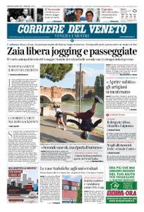 Corriere del Veneto Venezia e Mestre – 28 aprile 2020