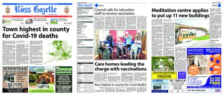 The Ross Gazette – January 20, 2021