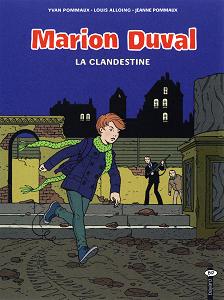 Marion Duval - Tome 20 - La Clandestine