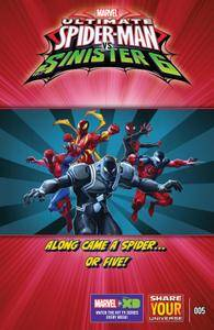 Marvel Universe Ultimate Spider-Man vs The Sinister Six 005 2017 Digital Zone-Empire