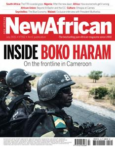 New African - July 2015