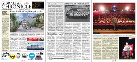 Gibraltar Chronicle – 17 November 2018