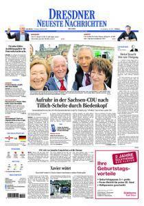 Dresdner Neueste Nachrichten - 06. Oktober 2017