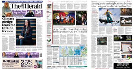 The Herald (Scotland) – February 22, 2021